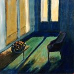 Leili Mohseni, 40x40 émulsion sur toile